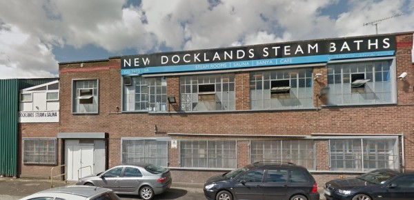 New Docklands Steam Baths