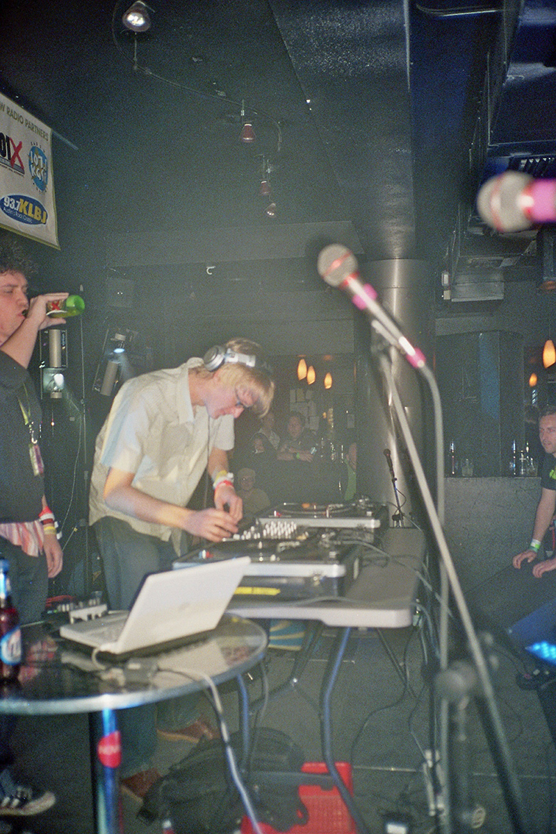 Simian Mobile Disco, 2007