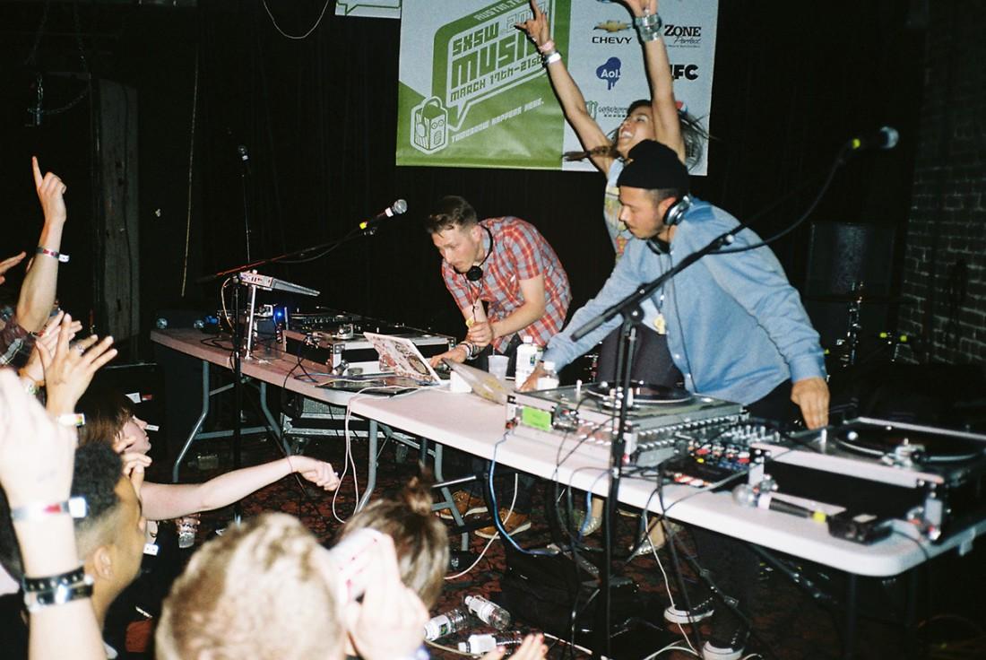 Kid Sisters & Flosstradamus, 2009