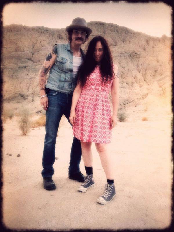 Videodreh in der Mojave Wüste 2013 (Photo:  Keven o`Sullivan)