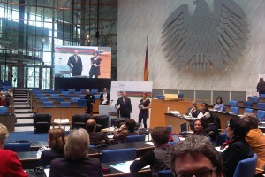 Bundestag (Photo: Sabine Minninger)