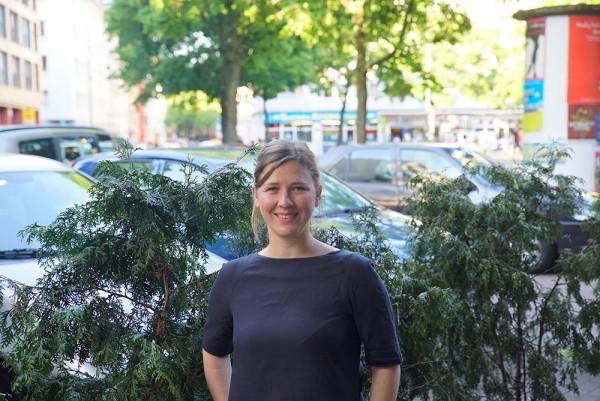 Sabine Minninger / Brot für die Welt (Photo: Thomas Venker)