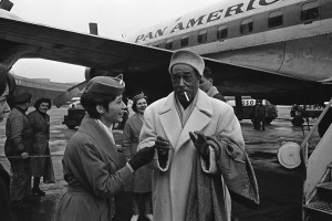 Duke-Ellington-Flugzeug