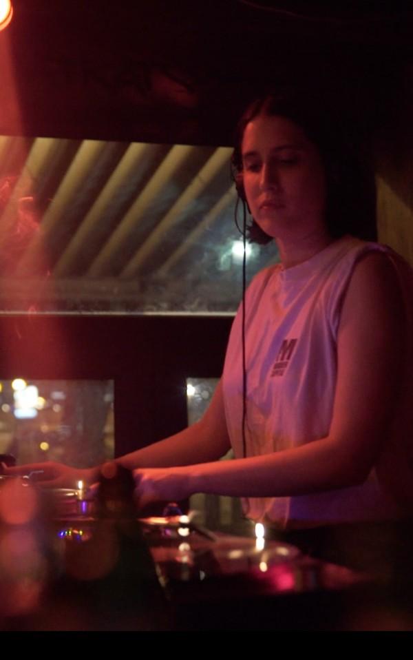 Helena Hauff DJ PUlt