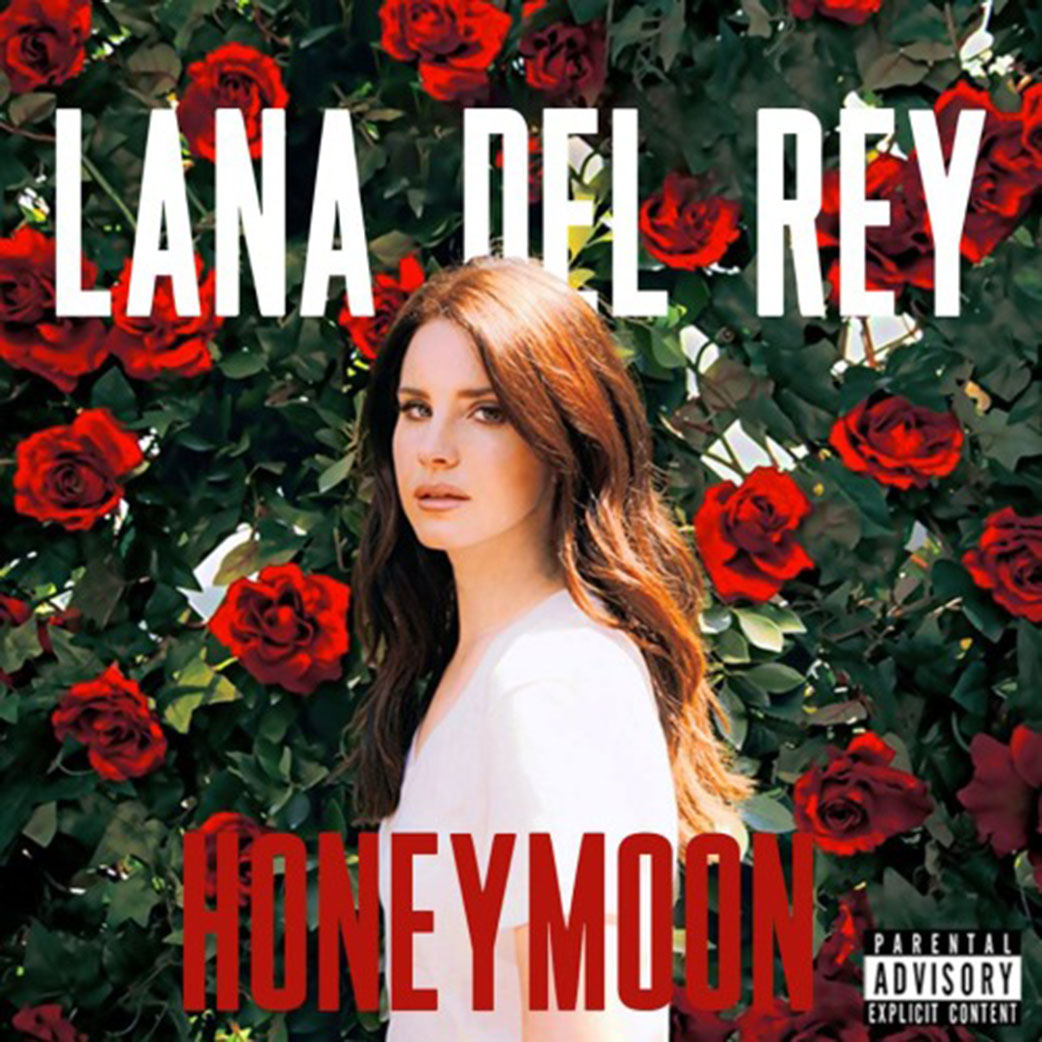 "Lana Del Rey ""Honeymoon"" 