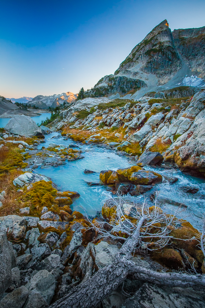 Tomas Jirku (photo) - 5. Squamish Valley, Tricouni East_