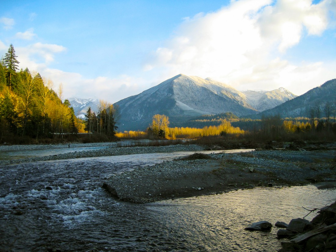 Tomas Jirku (photo) - 6. Chilliwack River and Church Mountain _