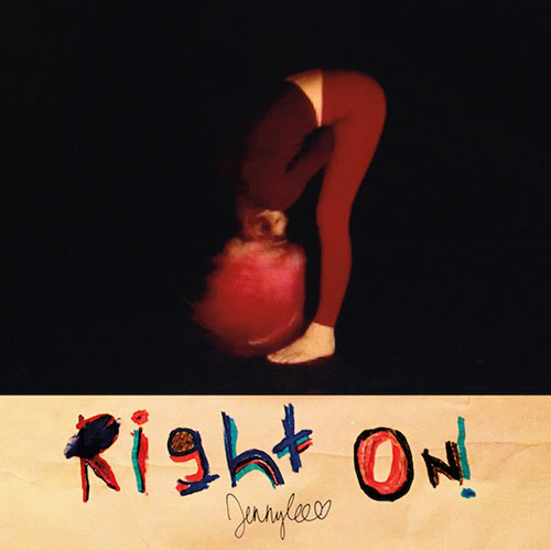 Jennylee_RightOn!_Cover