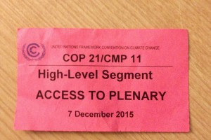 Access to Plenary