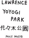Kaput_Lawrence_YoyogiPark_Sticker