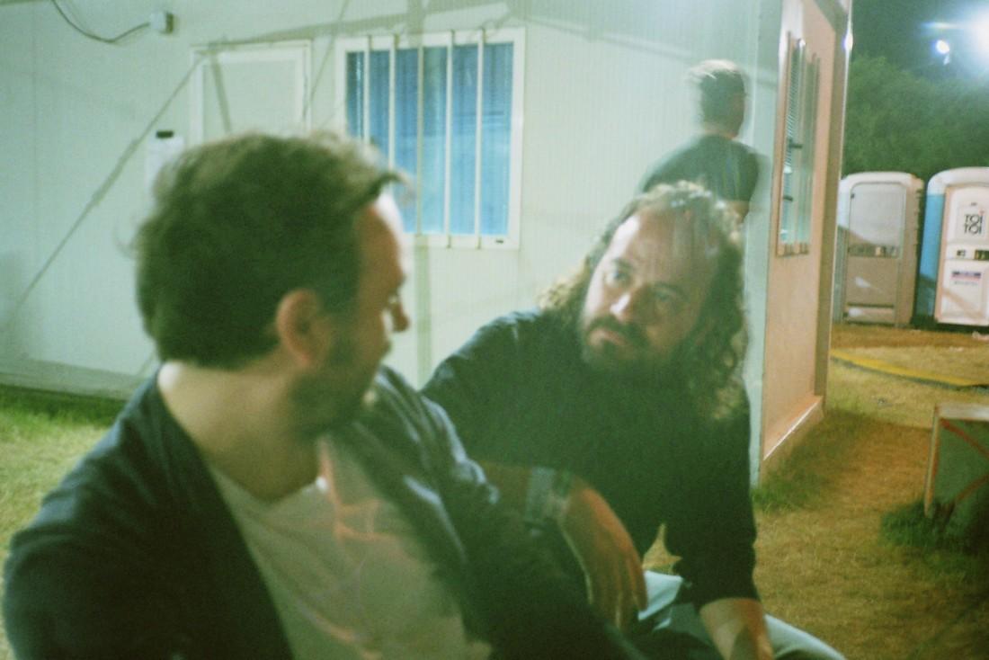 Dj talks: John Talabot & Dave P