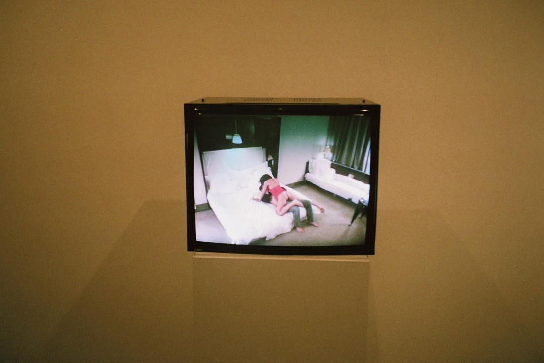 Sex in the name of art: Andrea Fraser