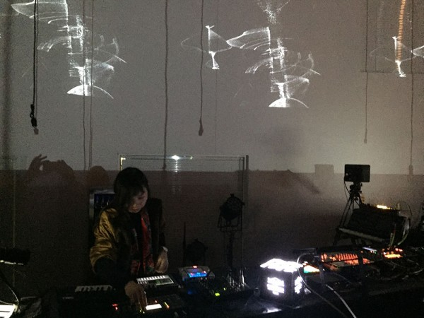 Akiko Kiyama at Red Bull Studio Tokyo : Digi_Section