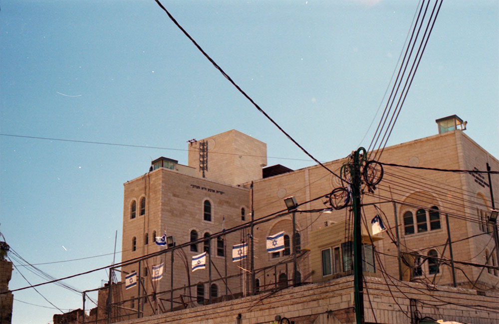 Settlement Hebron