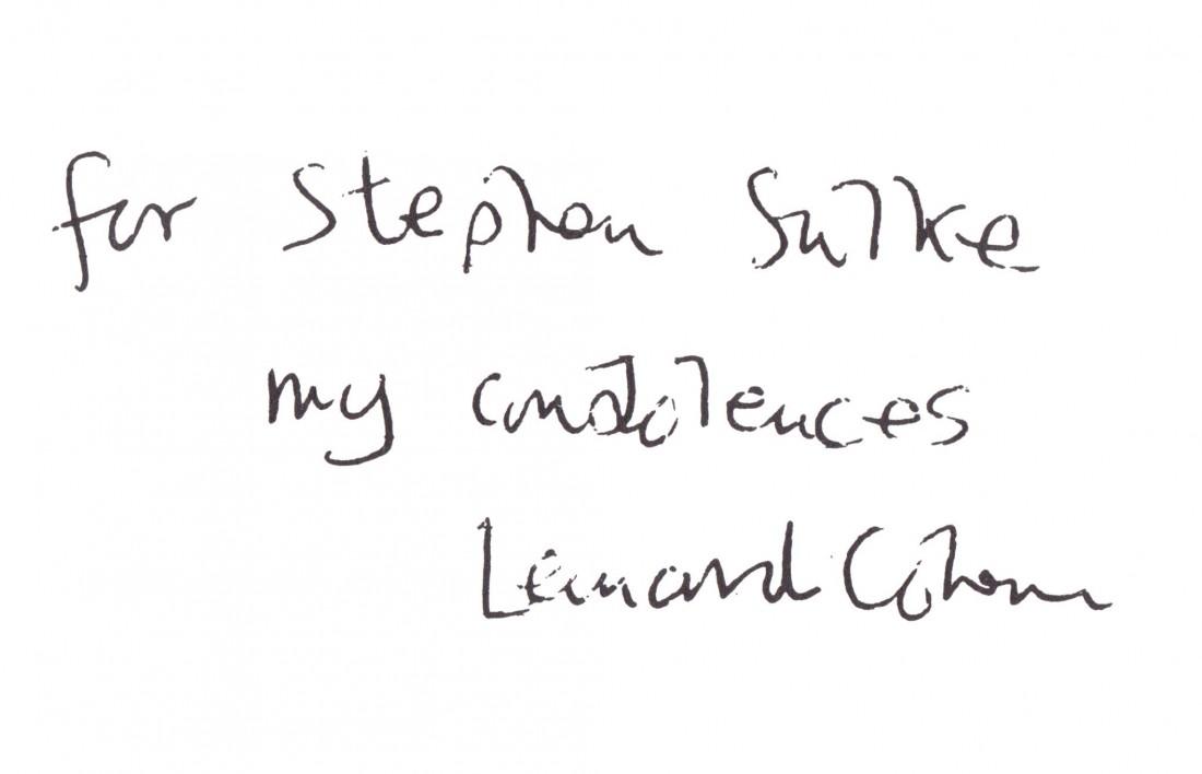 8_SSulke_Leonard_Cohen