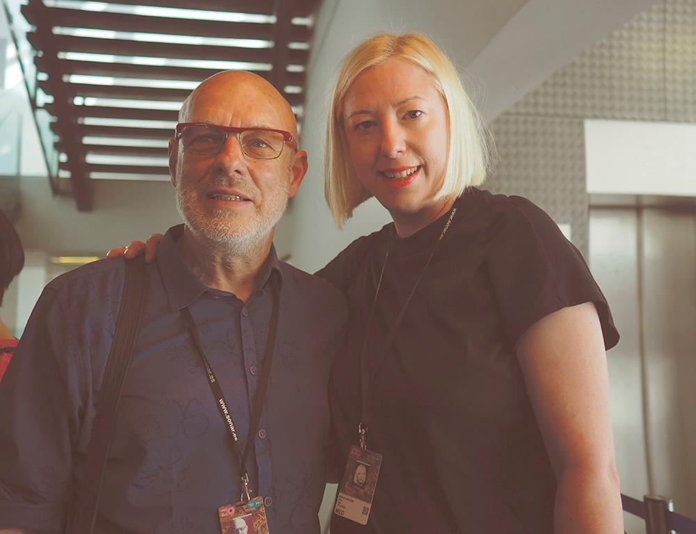 Katja Ruge & Brian Eno