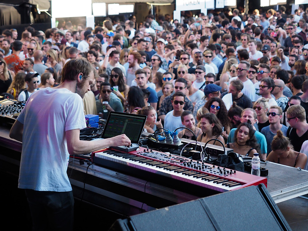 Todd Terje live (innervisions)