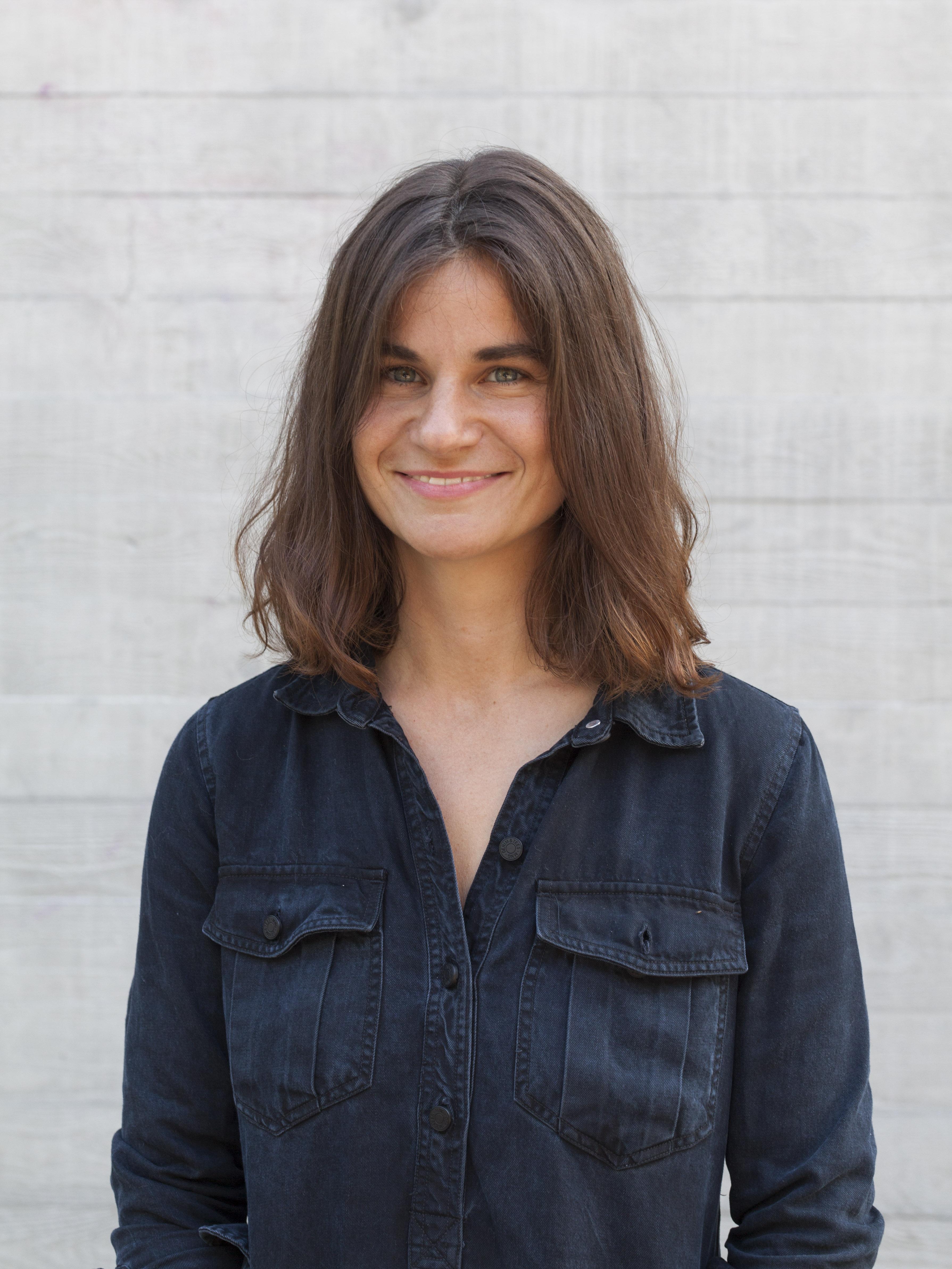 Nina Eckhardt (by Doro Zinn)