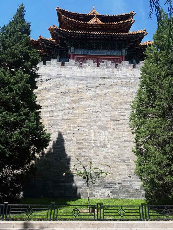 Outside the Forbidden City 1