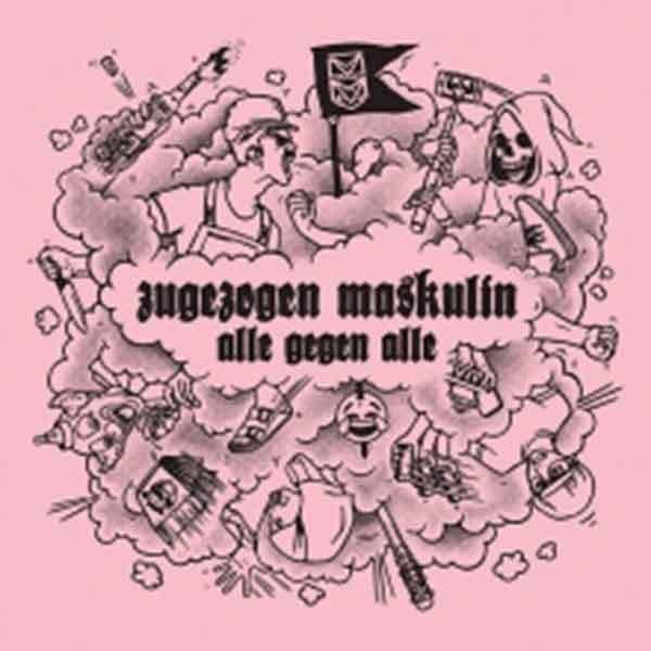 Zugezogen-Maskulin