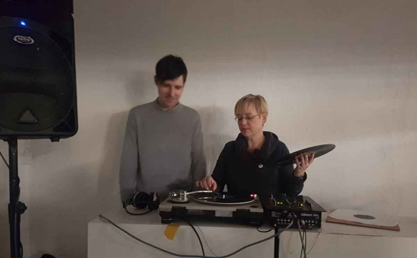 Last night two DJs saved our lives: Christina Mohr & Mario Lasar