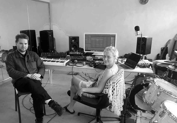 Magnea_studiomynd_bw