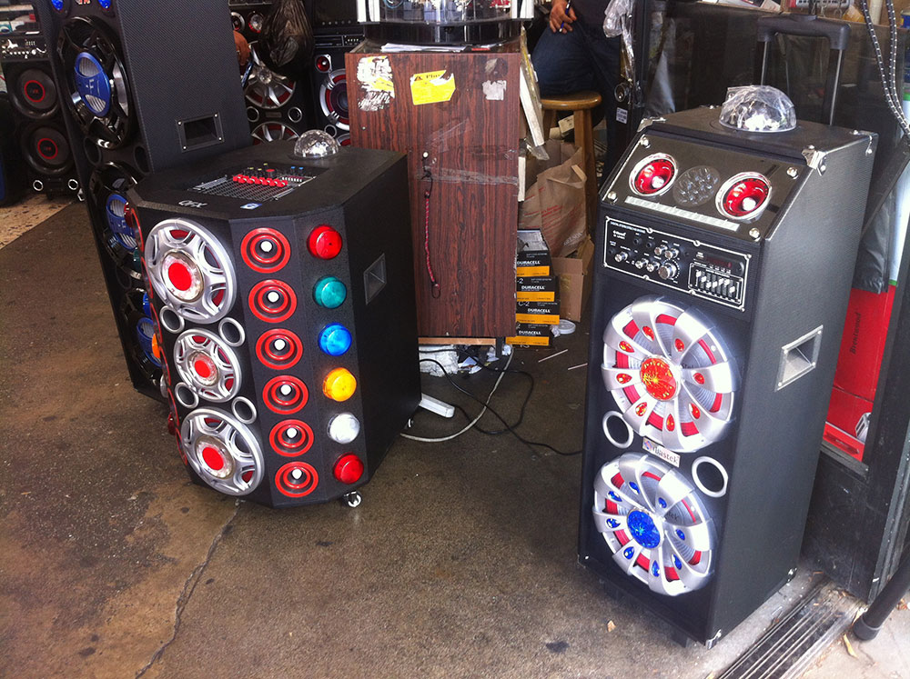 Los Angeles Soundsystem