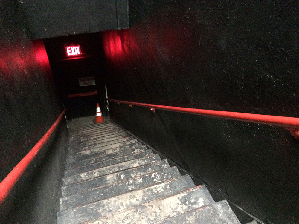 Last Exit: New York