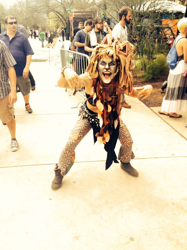 SXSW- Jungle Woman