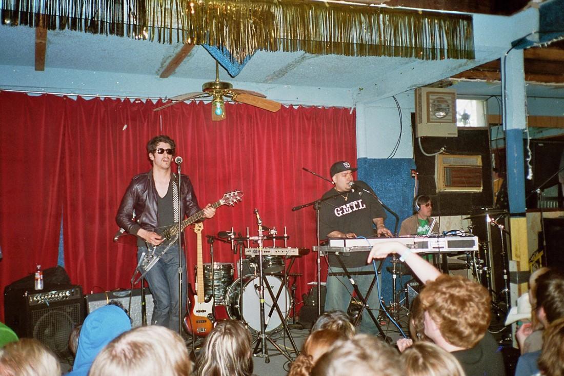 Chromeo, 2007