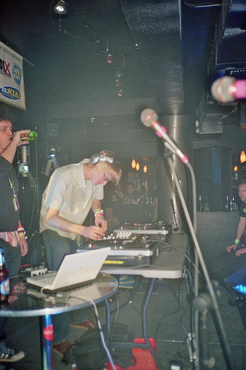 Simian Mobile Disco, 2007