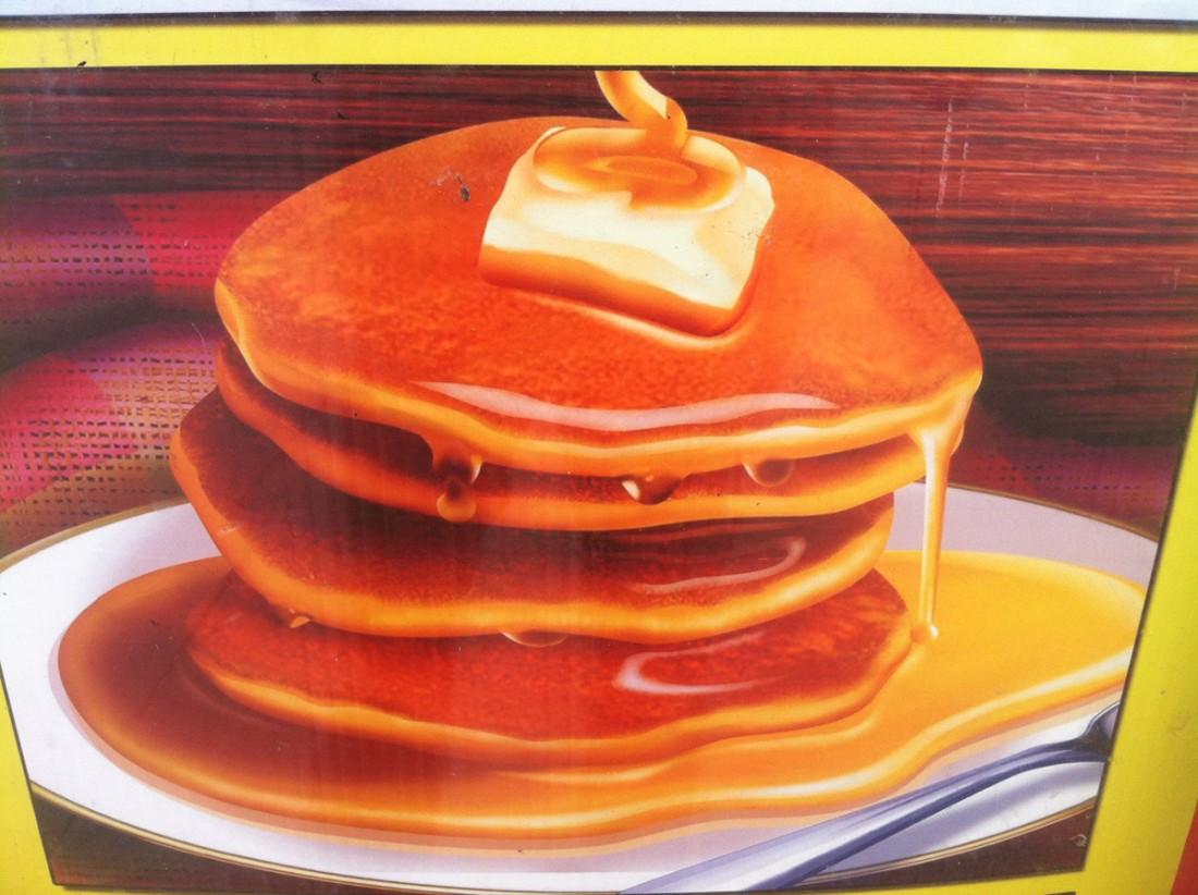Pancakes, New York