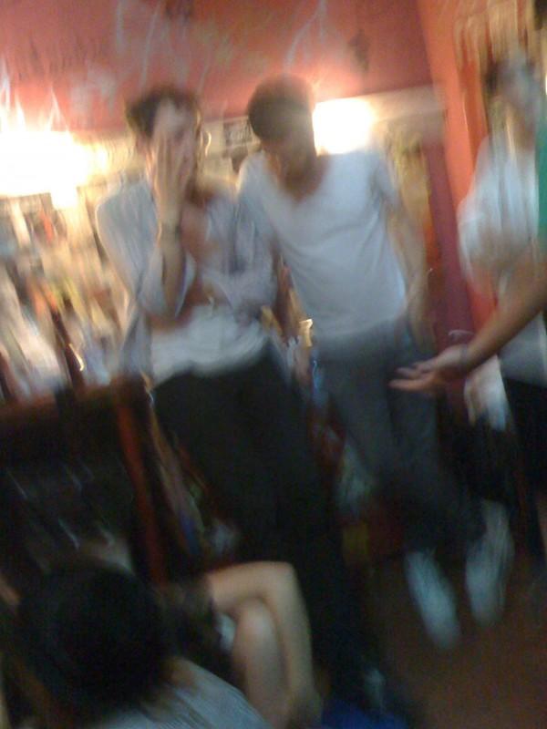 Blury Afterhour, 2009. (Photo: Thomas Venker)