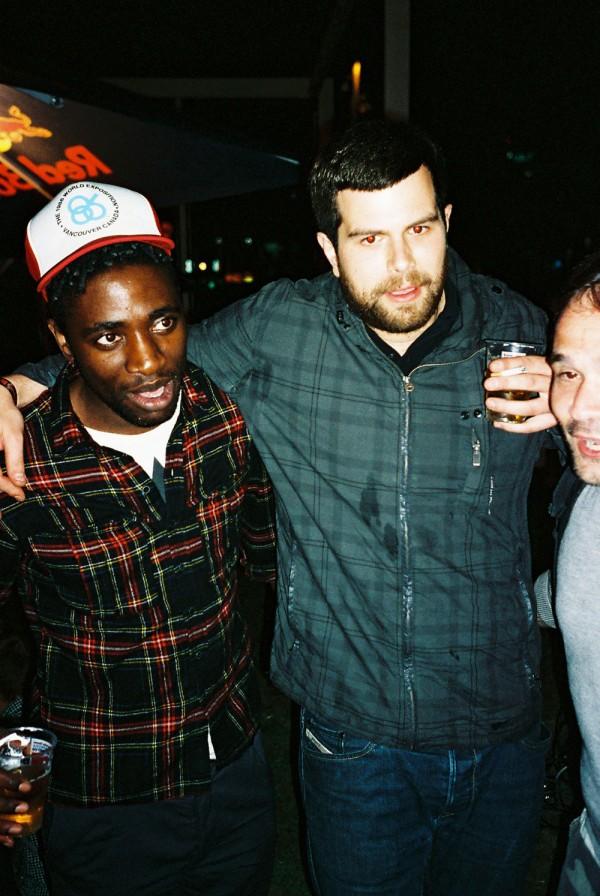 Kele of Bloc Party, 2009 (Photo: Thomas Venker)