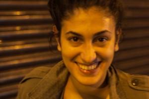 Aida Baghernejad