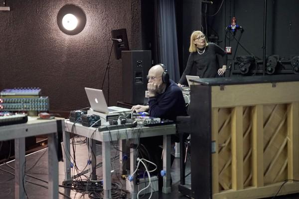 Hans-Joachim-Roedelius-Soundcheck