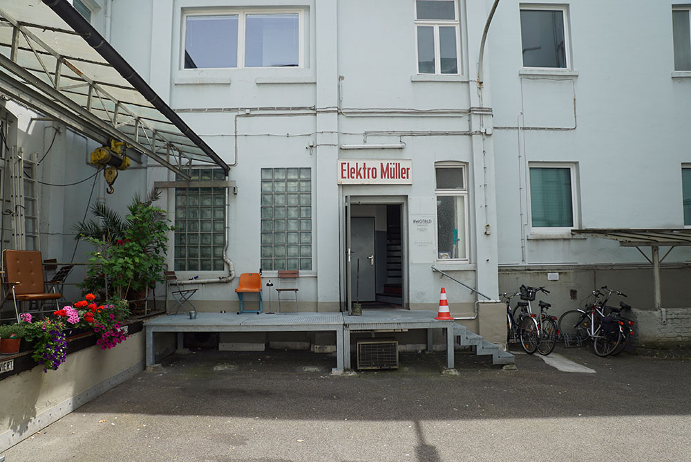 Kling-Klang-Studio, Düsseldorf, Juni 2015 (Photo: Thomas Venker)