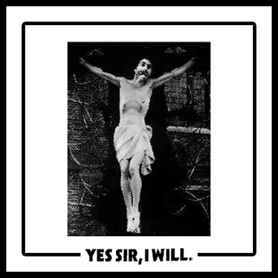 "Crass ""Yes Sir, I will"""