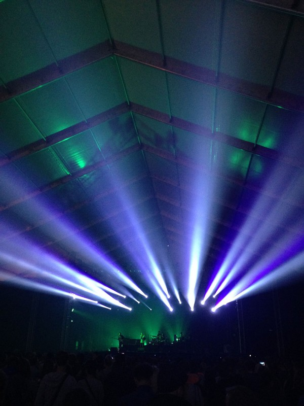 Krakow, Poland, 20.8.2015 (10th concert of the tour!)