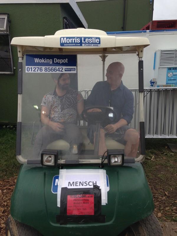 Reading Festival, 29.8.2015