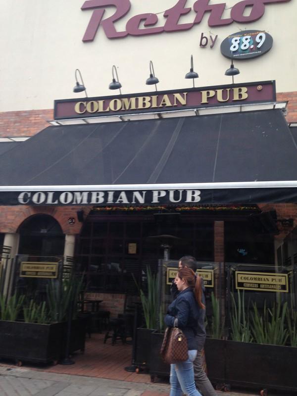 Bogota, Columbia, 2.10.2015