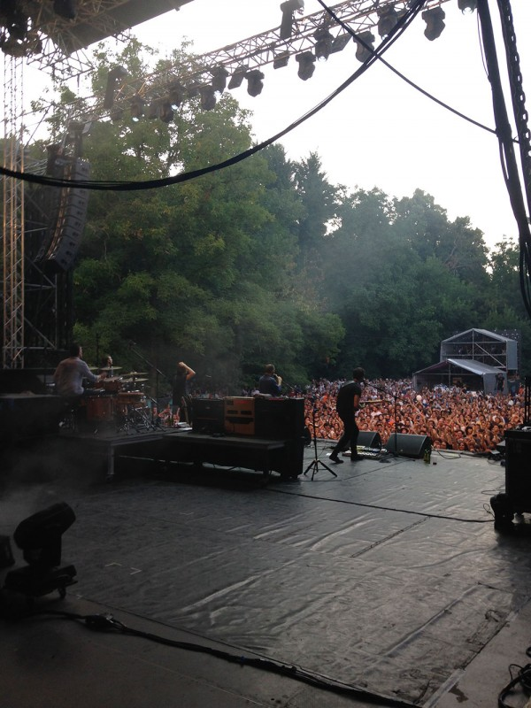 Summerwell Festival, Romania, 8.8.2015