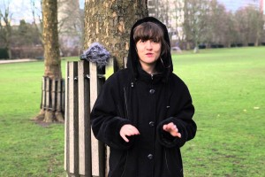 """Kaput Monolog: """"A day in the park with Jessy Lanza"""""""