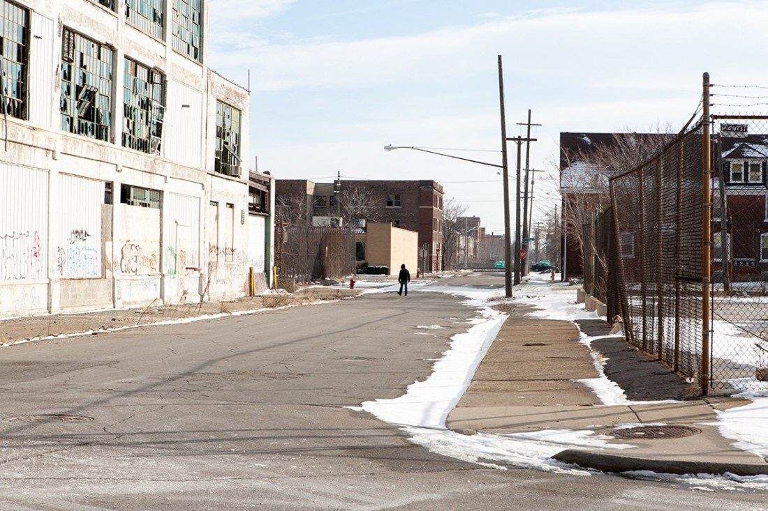 High noon in Detroit