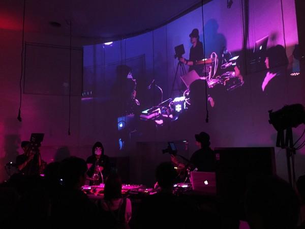 Red Bull Studio Tokyo - Digi_Section