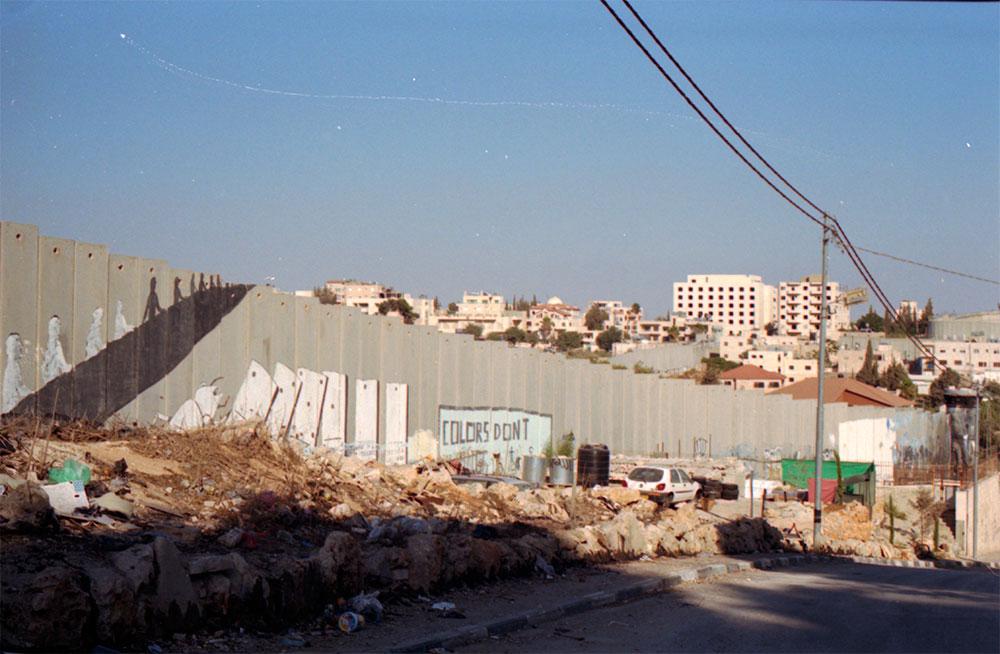Separation Wall Bethlehem