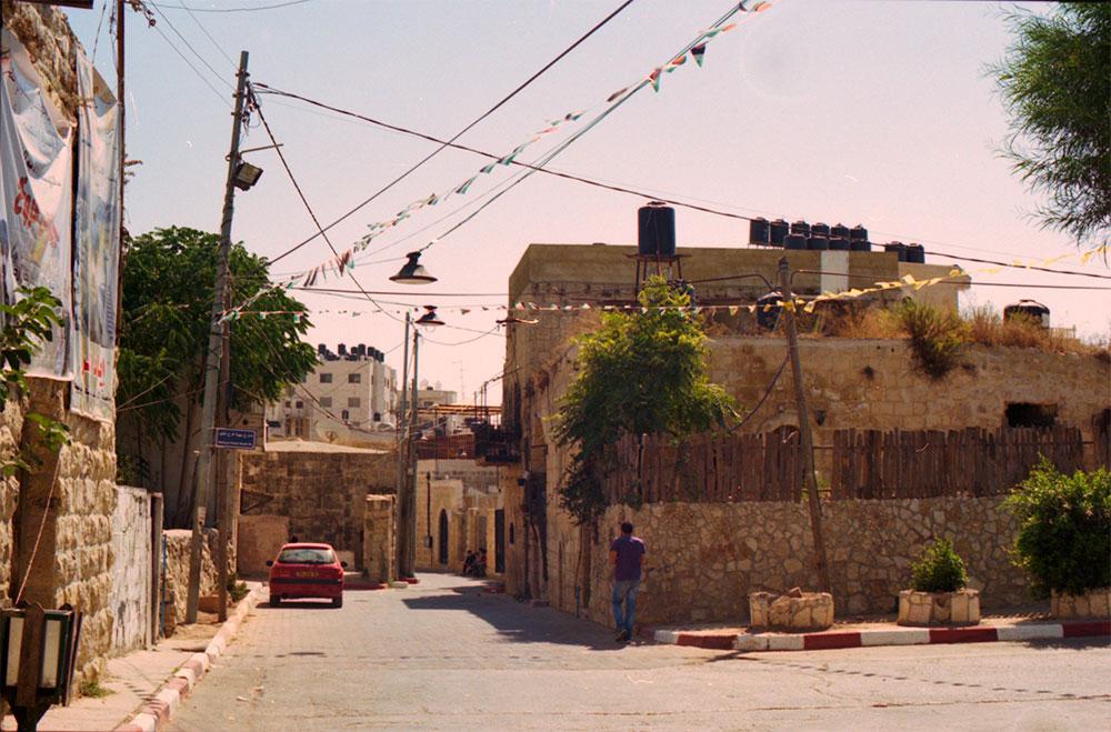 Streets of Ramallah