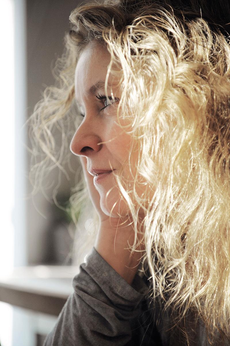 Katja Lucker (by Johanna Ruebel)