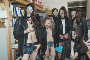zzzRokko Anal & The Coathangers mit Hermes Phettberg © Kurt P