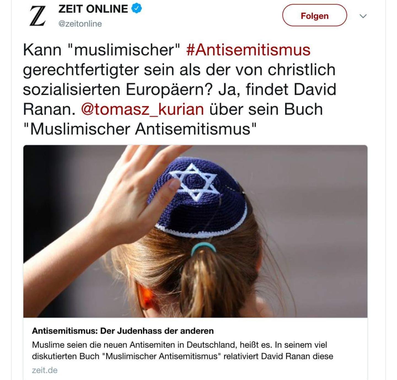 Schön Den Antisemitismus Auslagern Kollegah Echo Und Die Folgen